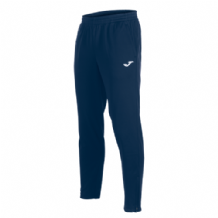 Ballynahinch Olympic FC Nilo Tight Fit Trackpants Navy Adults 2019